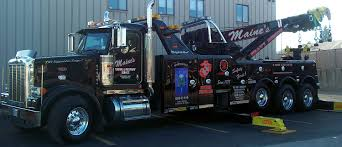 100 Tow Truck Columbus Ohio Maines Collision Body Shop Inc Springfield