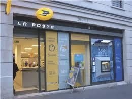 les bureaux de poste la poste