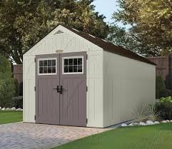 Suncast 7 X 7 Alpine Shed by Suncast Plastic Sheds For Sale Gardensite Co Uk