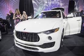 How Important Are Alfa Romeo, Maserati To Fiat Chrysler's Future ... Maserati Levante Truck 2017 Youtube White Maserati Truck 28 Images 2010 Bianco Elrado Electric Alfieri Will Do 060 In Under 2 Seconds Cockpit Motor Trend Wonderful Granturismo Mc Stradale Why Pin By Celia Josiane On Cars And Bikes Pinterest Cars Ceola Johnson C A R S Preview My Otographs My Camera Passion Maseratis First Suv Tow Of The Day 2015 Quattroporte Had 80 Miles It