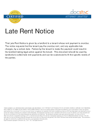 Free Printable Eviction Notice Letter Bagnas 5 Day Eviction