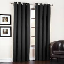 Patio Door Curtains For Traverse Rods by Sun Zero Gramercy Room Darkening Window Panel