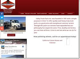 100 Valley Truck And Trailer Parts Competitors Revenue And Employees