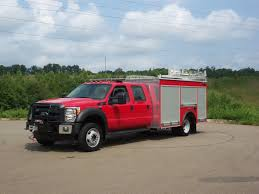 Light Duty Rescue Truck - Southern Fire Service & Sales