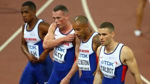 100 Darren Cambell Campbell Funding For GB Relay Team Should Be Cut Following