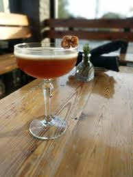 Headless Horseman Pumpkin Spice Whiskey by 10 Unique Cocktails To Try During Cocktail Week Gr Mag
