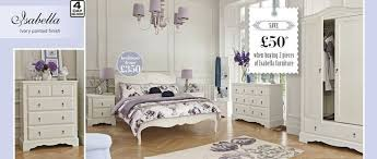 Bedroom Furniture Next Isabella Cream