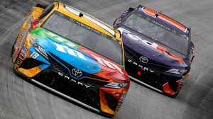 NASCAR Results At New Hampshire: Denny Hamlin Holds Off Kyle Larson ...