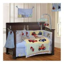 bacati crib bedding set 10pc transportation bed sets and babies