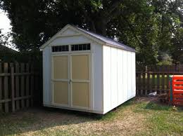 Tuff Shed Home Depot Display by Handy Home Products Majestic 8 Ft X 12 Ft Wood Storage Shed