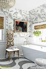Bathroom: Bathroom Wallpaper Unique 80 Best Bathroom Design Ideas ... How To Removable Wallpaper Master Bathroom Ideas Update A Vanity With Hgtv Main 1932 Aimsionlinebiz Create A Chic With These Trendy Sa Dcor New Kitchen Beautiful Elegant Vinyl Flooring Craft Your Style Decoupage And Decorate Custom Bathroom Wallpaper Ideas Design Light 30 Gorgeous Wallpapered Bathrooms Home Design Modern Neutral Graphic Takes This Small From Basic To Black White For Hawk Haven For The Washable Safe Wallpapersafari