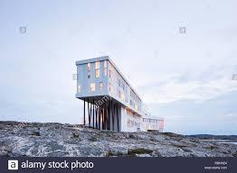 100 Todd Saunders Architect JOE BATTS ARM FOGO ISLAND NEWFOUNDLAND CANADA August 7 2018