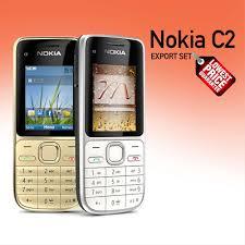 Nokia C2 01 3G Original New Set