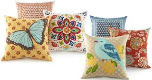 Kohl s Cardholders Sonoma Indoor Outdoor Reversible Pillows $7