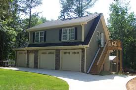 Garage With Apartments by 3 Car Garages This Is A 28 32 3 Car Garage With A One