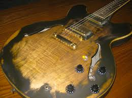 New Ibanez Vintage Roadworn Guitars