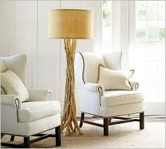 Pottery Barn Floor Lamps Discontinued by Furniture Unique Driftwood Floor Lamp For Vintage Theme Of Home