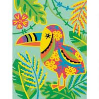 Paintworks174 Toucan Paint By Number Kit
