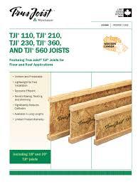 Tji Floor Joist Span by Tj 4500 Framing Construction Adhesive