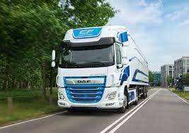 100 Daf Truck DAF Partners With VDL To Make Electric Trucks Vehicles PMV