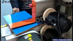 china woodworking machine manufacturer mdf edge banding machine
