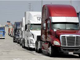Truck Drivers Are Overworked, Underpaid, And Dangerous To US Roads ...
