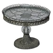 Cake Plates Stands