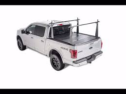 100 Truck Bed Rail Covers BAKFlip CS Hard Folding Cover Rack Without Storage 6 43