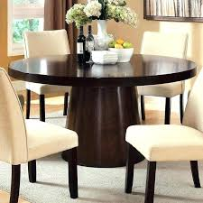 Round Dinner Table For 6 Person Dining Room Chairs Best