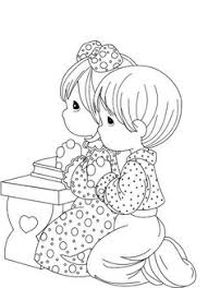 Precious Moments Bible Coloring Pages PagesWillow TreeBeatrix