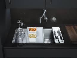 Kohler Sinks And Faucets by Stages 33 Inch Under Mount Kitchen Sink K 3760 Kohler