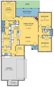 Small Narrow House Plans Colors With Multiple Living Areas And Spacious Bedrooms The Boston Is The