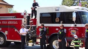 100 Fire Trucks On Youtube CAFMA Engine Dedication Ceremony YouTube