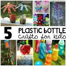 DIY Step By Plastic Bottle Crafts Ideas
