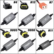 auxmart car headlight h4 h7 led bulb h8 h11 h13 hb3 9005 hb4 9006
