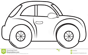 Free Coloring Book Car 68 For Your Pictures With