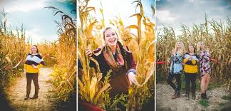 Pumpkin Patches In Arkansas by Fayetteville Ar Senior Photos Lissa Chandler Photography