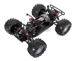 100 4x4 Rc Truck Helion Invictus 10MT Brushless G4 HLNA0672 Cars