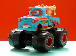 Mattel Cars Toons Monster Truck Mater Diecast: The Torment… | Flickr