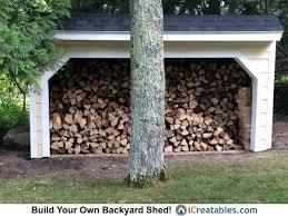 115 best fire wood storage sheds etc images on pinterest