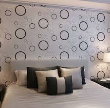 Simple Bedroom Wall Paint Designs Cabeceiras De Cama Com Papel Parede Cortinas Porto Alegre