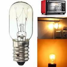 e14 15w 25w salt bulb replace refrigerator l heat resistant