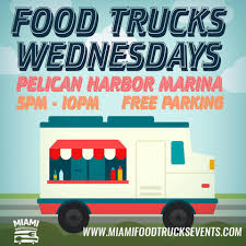 Food Trucks Wednesdays North Bay Village - Home | Facebook