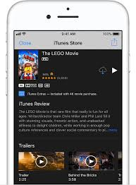 Re apps music movies TV shows and books from the
