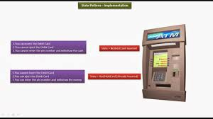 Java Decorator Pattern Real World Example by Java Ee State Design Pattern Implementation Atm