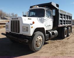 100 Mack Dump Trucks For Sale 1987 R686ST Dump Truck Item F6410 SOLD March 14 Ro
