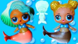 New LOL Surprise Dolls MERMAID