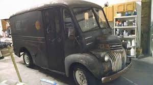 100 Divco Milk Truck For Sale 1942 DIVCO BODY 42 CHEVY FRONTEND For Sale In Olympia