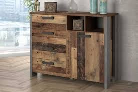 forte clif schlafzimmer möbel wood vintage grau