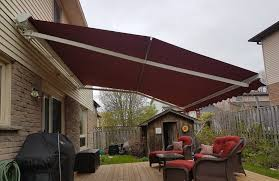 Caring For Retractable Awnings During Winter | Dry Guy Waterproofing Awning Place Diy Canvas Deck Awnings Home Simple Retractable Northwest Shade Co Choosing A Covering All The Options Pergola Design Ideas Roof Systems Unique How To Build An Outdoor Canopy Hgtv Kit Cooler Stand On Patio An Error Occurred Kits Sunsetter Install Led Lights Little Egg Harbor Shutter Inc Weather Protection Living Selector
